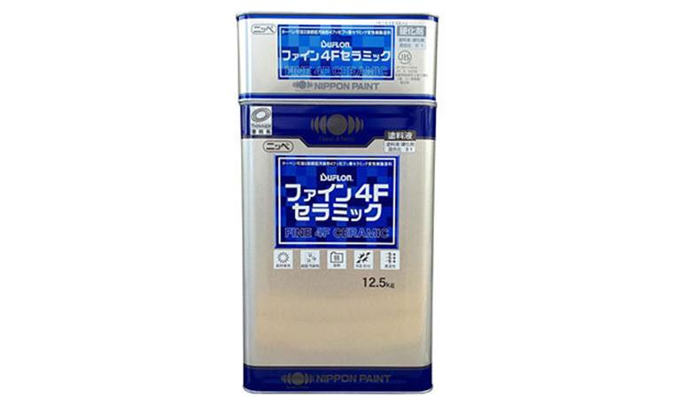 日本ペイント フッ素樹脂塗料